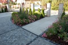 Ogrodzenie betonowe, Libet Maxima, Raszyn