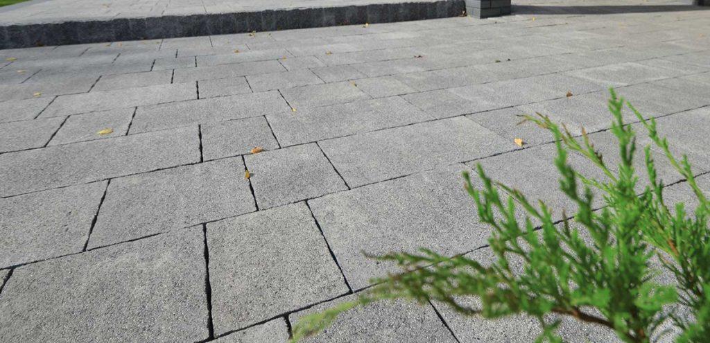 Kostka Libet Imola szary karbonowy Colormix taras Majewski Warszawa Bruk